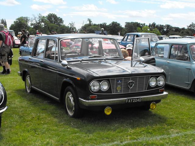 Lancia Fulvia - FAY 224D (1)