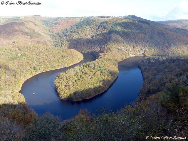 Le méandre - Puy de Dôme - Auvergne - France - Europe