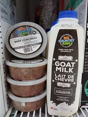 Nouveaux produits de Big Country Raw chez Heidi