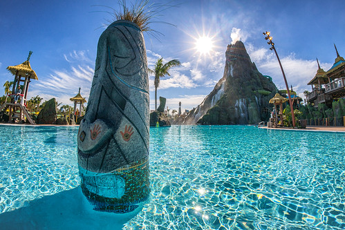 Volcano Bay | by Mike Sperduto
