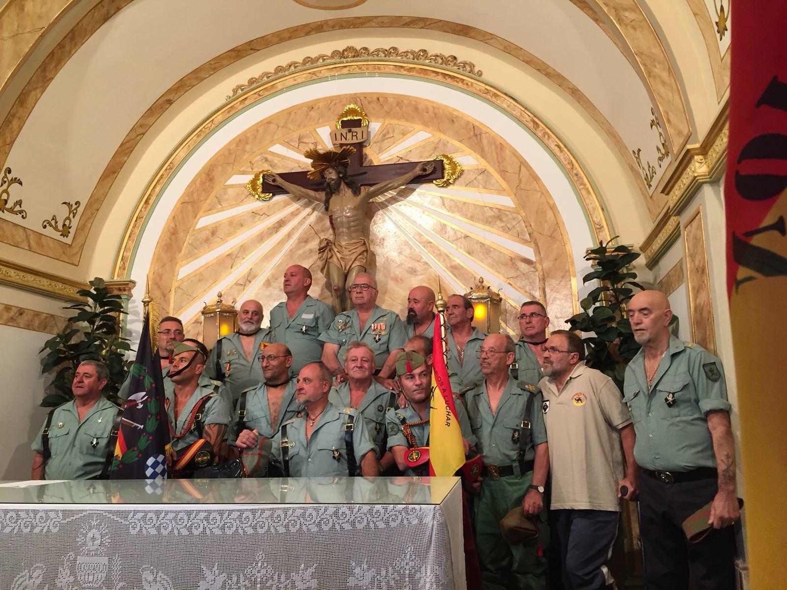 (2017-11-04) - Eucaristía Legionaria -  José antonio García - (04)