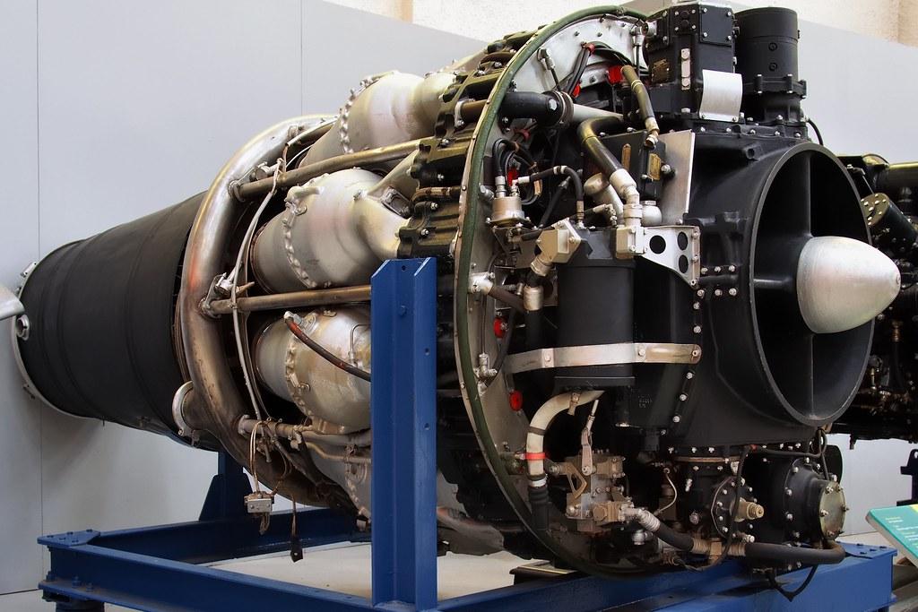 De Havilland Ghost 50 centrifu...