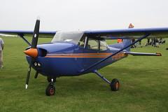 G-BEMB Reims-Cessna F.172M [1487] Sywell 030917