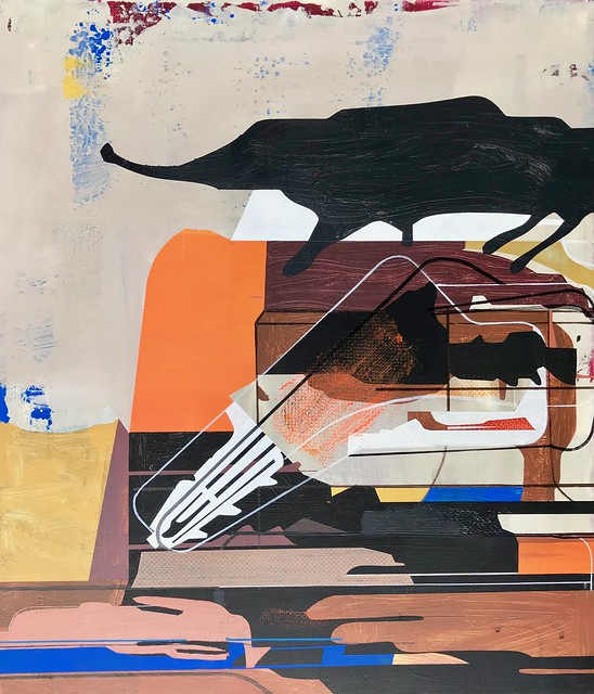 Jim Harris: Jim Harris: Tracking Station, Outer Perimeter - New Arctic Region.