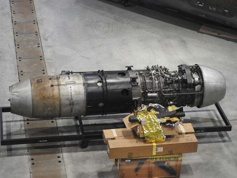 Heinkel I162るオオサンショウウオの2