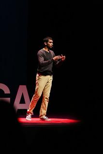 Faiz Ali Saulat @ TEDxUGA 2017 Student Idea Showcase
