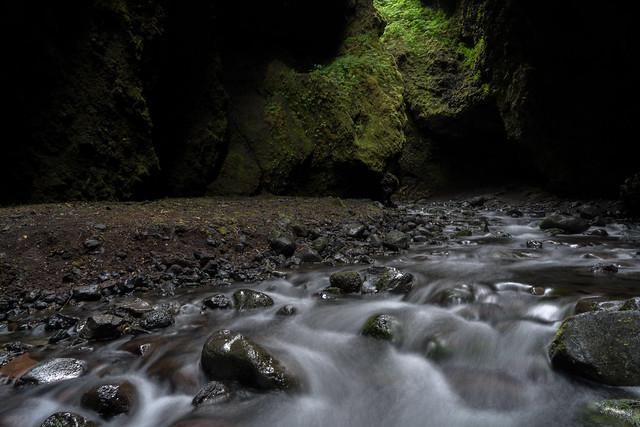 Nauthusagill Waterfalls