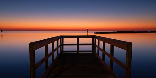 2017 afsnikkor28mmf18g cameras camerasandlenses digital florida jaspcphotography landscapes lenses locations longexposure nikond850 piers stpetersburg tampabay sunrise