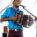 Cedric Watson and Bijou Creole at Festivals Acadiens et Créoles, Lafayette, Oct. 15, 2017