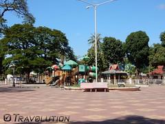 Triangle Park, Kampong Chhnang