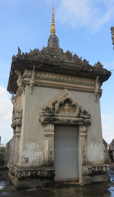 Patuxai Detail (Vientiane, Laos)