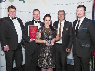 Newcomer of the Year - LM6 commercial Property Ltd | by Knowsley Council