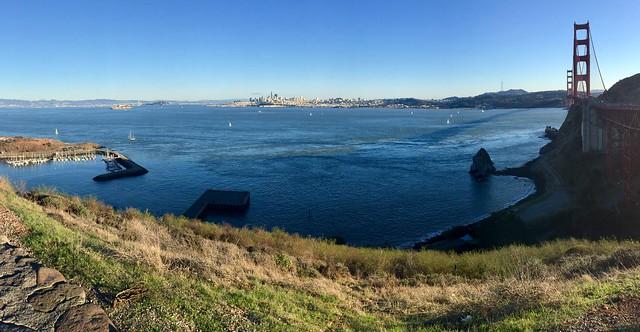 San Francisco Bay Panorama