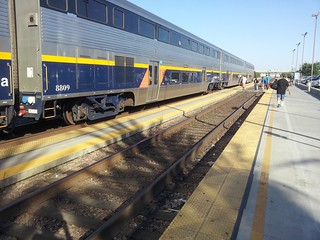 Major delays in new trains means no new 8th daily San