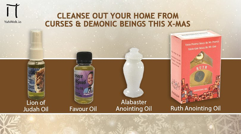 Holy Anointing Oils - YahWeh | Purify your household & surro… | Flickr