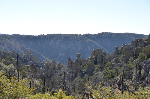 Chiricahua National Monument first look at the hoodoos | by Pierre Yeremian