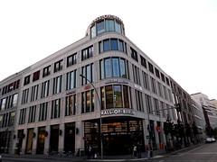 2011/14 Berlin Mall of Berlin von Manfred Pechtold/Sergej Tchoban Voßstraße 32-35/Wilhelmstraße 95-96/Leipziger Straße 129-133/Leipziger Platz 12 in 10117 Friedrichstadt