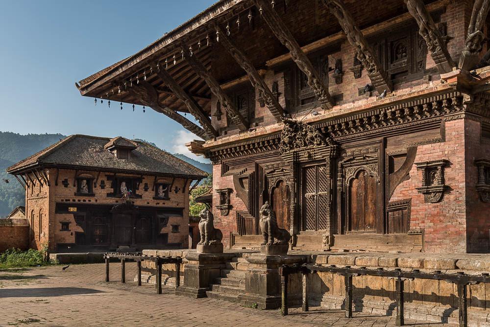 Panauti, Népal