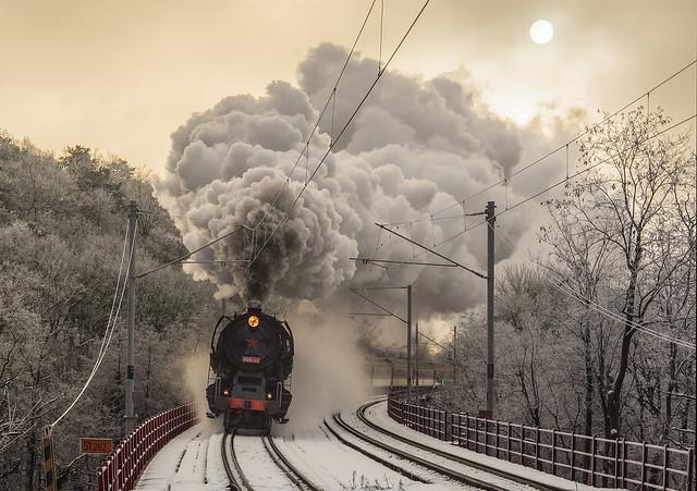 Steam sun | 498.104 | BA - Železná studienka | 2.12.2017
