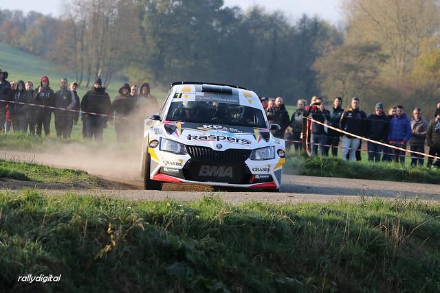 Rallye du Condroz 2017
