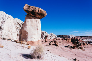 Toadstool Hoodoos, Grand Staircase-Escalante National Monument   by Trevor.Huxham