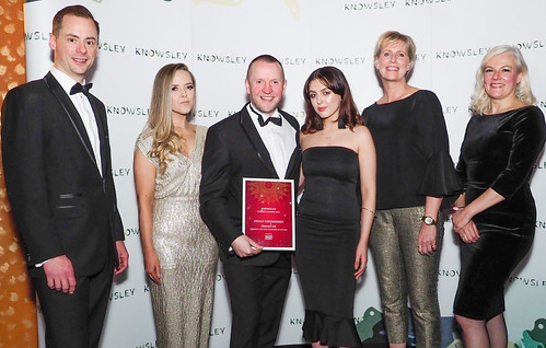 Transport and Logistics Business of the Year Highly Commended - Seacon UK | by Knowsley Council