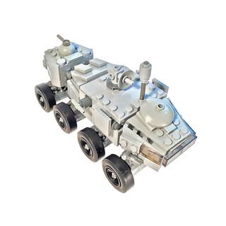 Brick Derby: Clone Turbo Tank