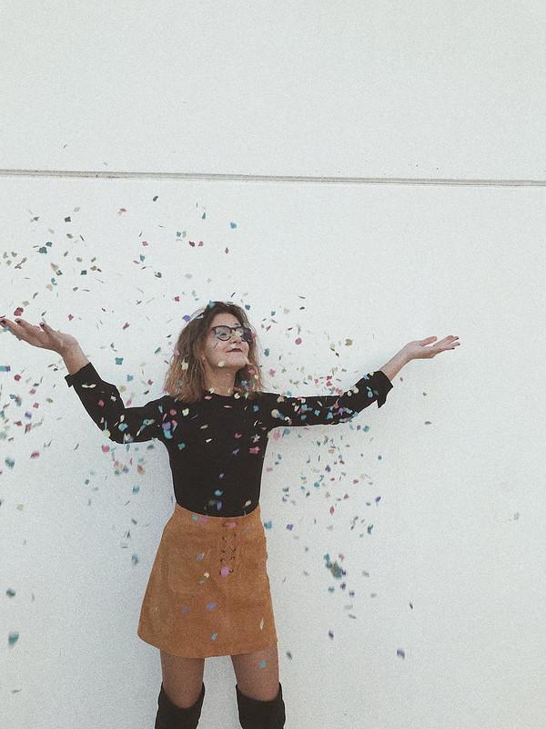 Día 11. Algo divertido. Some confetti? 😏🎉 #confeti #diversión #30dias30fotos #reto30iesgaherrera