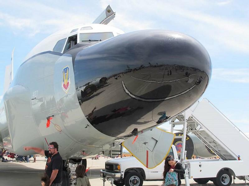 Boeing TC-135W Rivet Joint Trainer 2