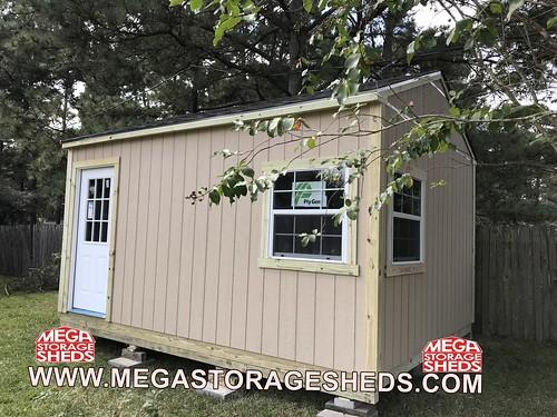 Mega Storage Sheds - Two Story Cabins