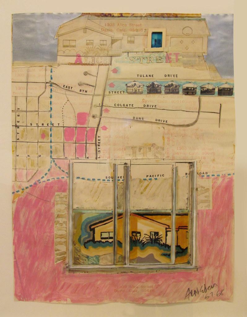 Robert Arneson | Where It's At 1303 Alice Street, 1967  Coll… | Flickr