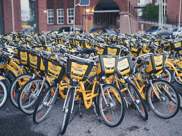 Kaupunkipyörät
