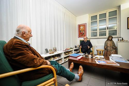 Paolo Pejrone all'Università del Dialogo