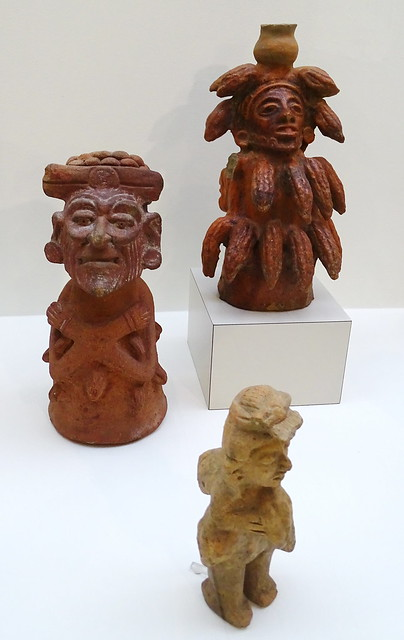 Museo Popol Vuh Figuritas Periodo Clasico Ciudad de Guatemala 33