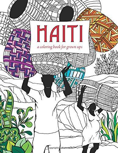Download [PDF] Haiti: A Coloring Book for Grown Ups For Ip…   Flickr