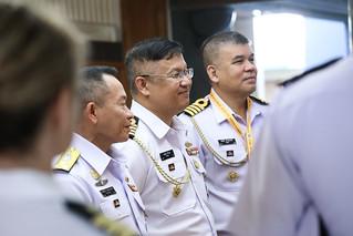 VADM KRIENGKRAI, Anantasan Director General of Naval Opera