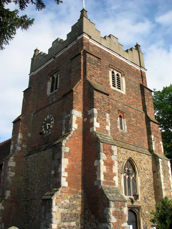 Tollesbury Church