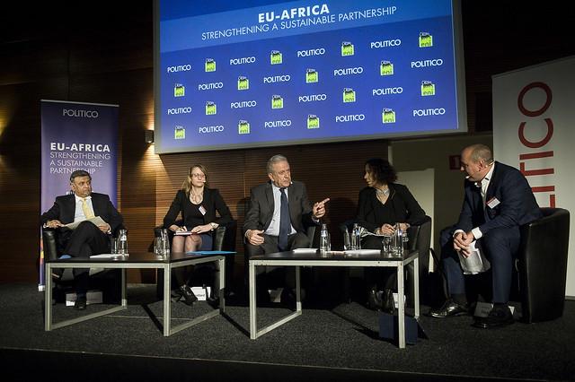 2017-12-05   EU-Africa: Strengthening a Sustainable Partnership