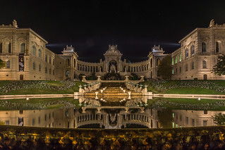 Palais Lonchamp en nocturne | by Bernard Ddd