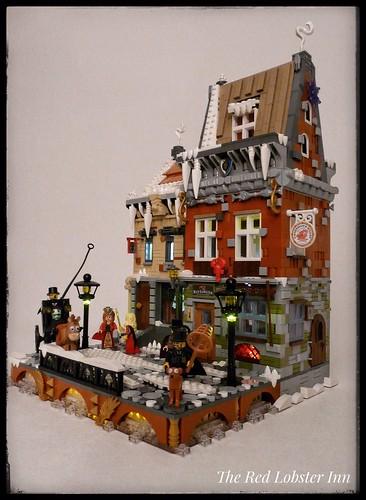 The Red Lobster Inn