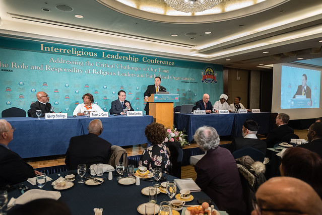 KOREA-2017-11-11-IRLC Day2-Interreligious Conference Joins in Global Peace Rally