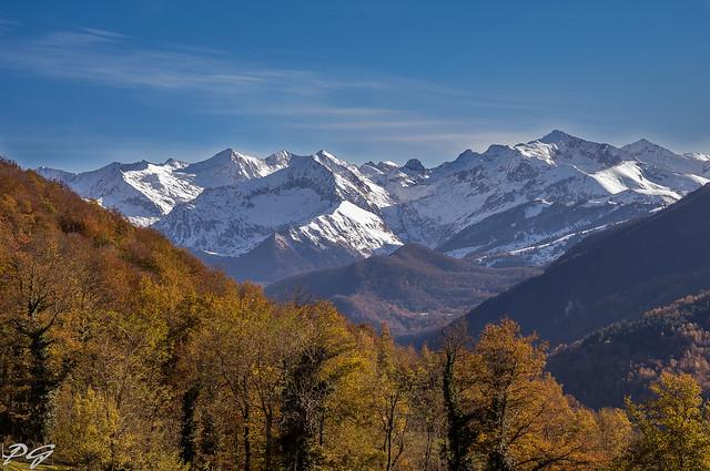 Montagnes d'Aulus et d'Ustou  (Ariège)