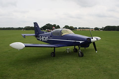 G-BCVF Practavia Pilot Sprite115 [PFA 1362] Sywell 030917