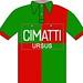 Cimatti Ursus - Giro d'Italia 1949