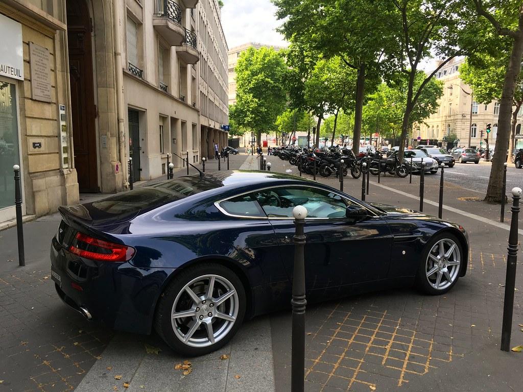 Aston Martin V8 Vantage 4 3litre Coupe 6speed Manual Gea Flickr