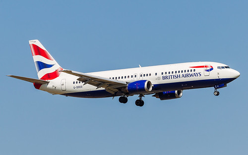 British Airways Boeing 737-436 G-DOCO | by Neil D. Brant