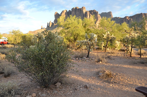 Lost Dutchman  view from teh campsite | by Pierre Yeremian