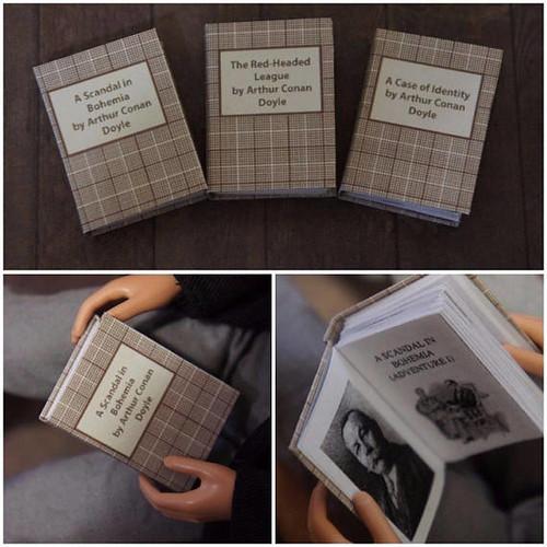 Arthur Conan Doyle Collection | by GreenEyes87)