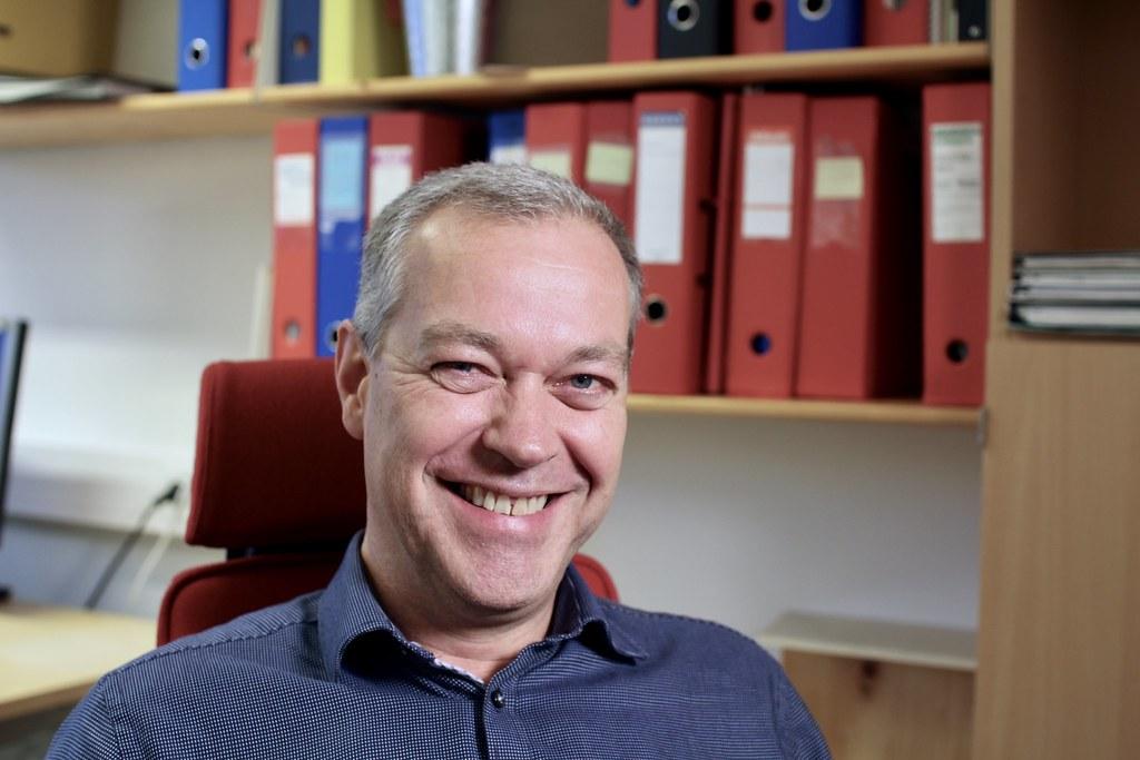Ørjan Totland, instituttleder Institutt for biologi, Institutt for biovitenskap (fra 2018)
