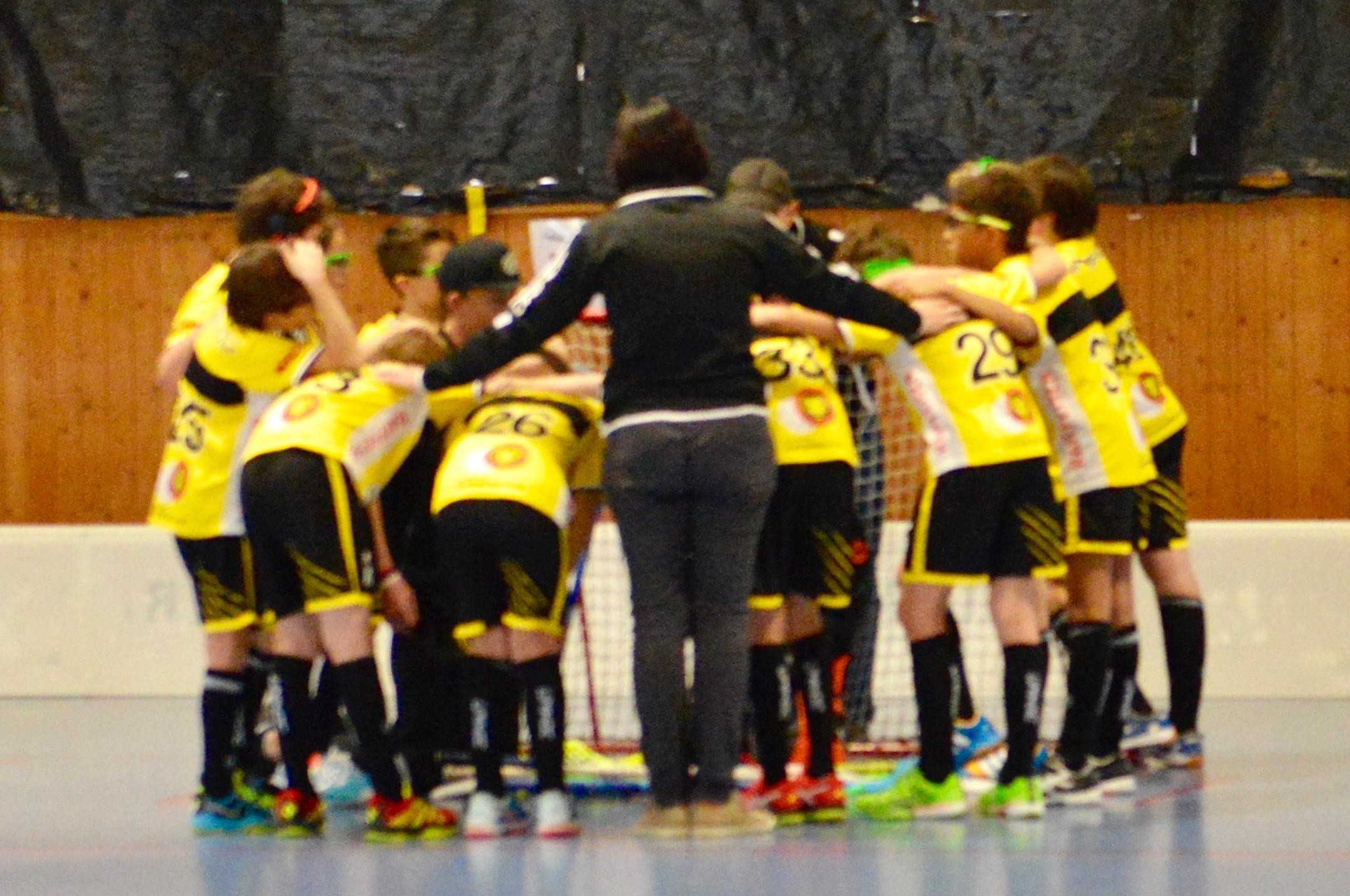 Junioren C - Tigers Zäziwil ll Saison 2017/18